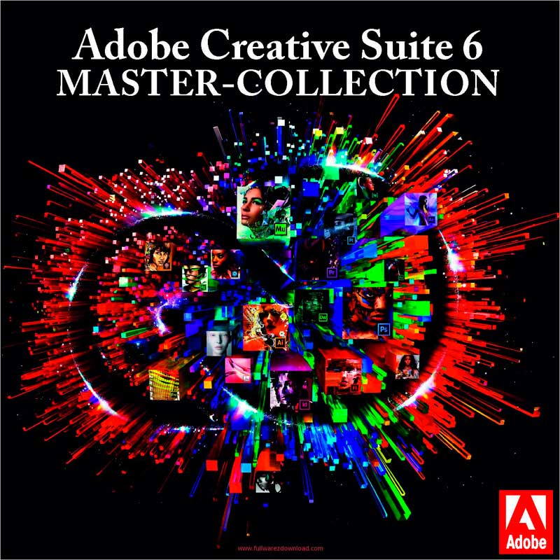 adobe photoshop master collection cs6 download