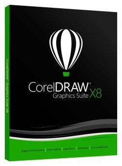 Download CorelDRAW Graphics Suite X8