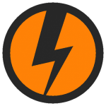 DAEMON Tools Ultra Logo Icon PNG