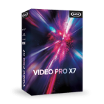 MAGIX Video Pro Logo Icon PNG