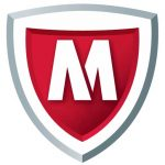 McAfee VirusScan Enterprise Logo Icon PNG