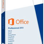 Microsoft Office Professional Plus 2013 Logo Icon PNG