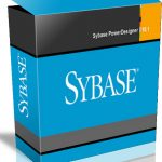 Sybase PowerDesigner Logo Icon PNG