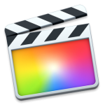 Final Cut Pro Logo Icon PNG