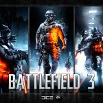 Battlefield 3 PC Logo Icon PNG