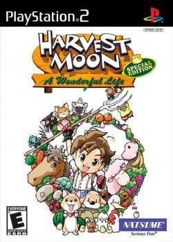 Download Harvest Moon – A Wonderful Life PS2