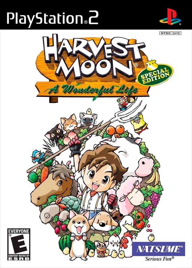 Download Game Harvest Moon – A Wonderful Life PS2 untuk PC Terbaru