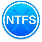 Paragon NTFS for Mac Logo Icon PNG