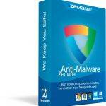 Zemana AntiMalware Logo Icon PNG