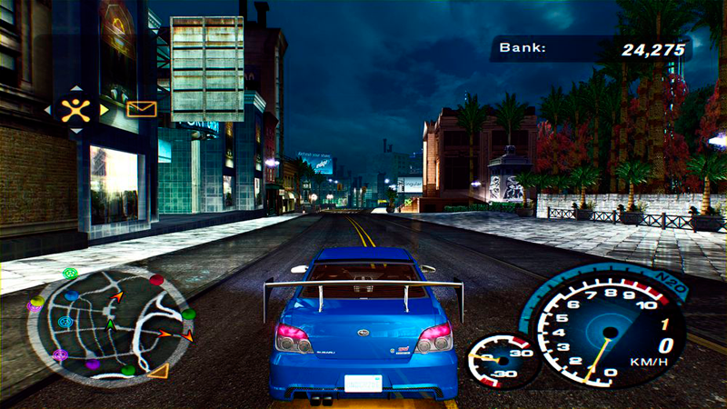 Download Game Need for Speed Underground 2 PC Full Version