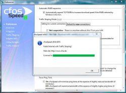 Download CfosSpeed versi Terbaru Gratis
