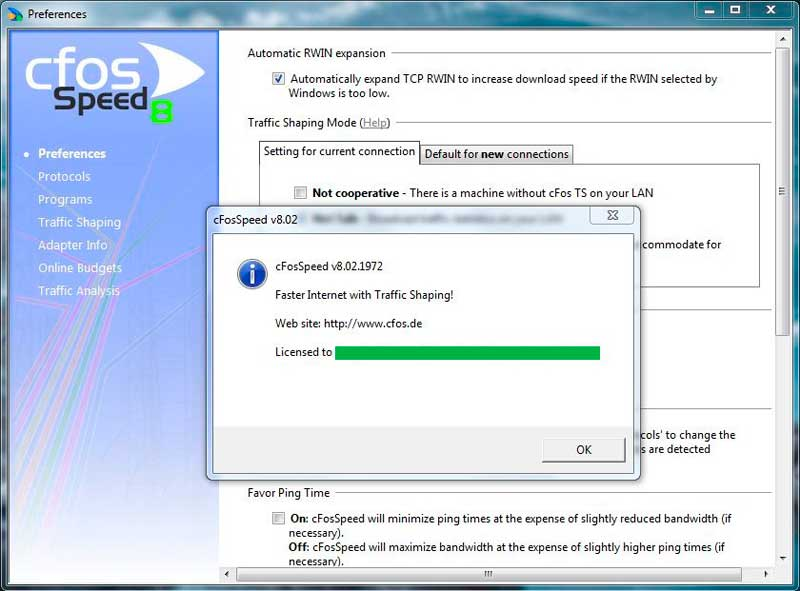 download cfosspeed crackeado 64 bits