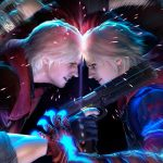 Devil May Cry 4 Logo Icon PNG