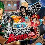 One Piece Burning Blood Logo Icon PNG