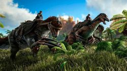 Download Game Ark Survival Evolved PC