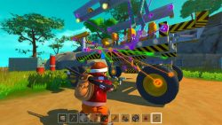 Download Game Scrap Mechanic Terbaru