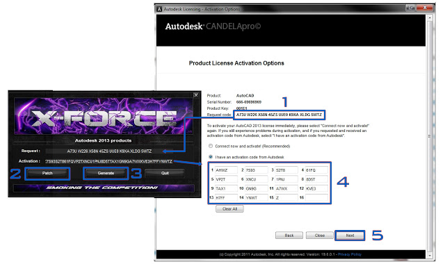 autodesk 2013 activation code generator download