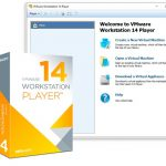 VMware Workstation Player Logo Icon PNG