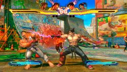 Street Fighter X Tekken PC Terbaru