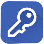 Folder Lock Logo Icon PNG