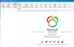 Navicat Premium 12