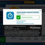AusLogics BoostSpeed Premium Logo Icon PNG