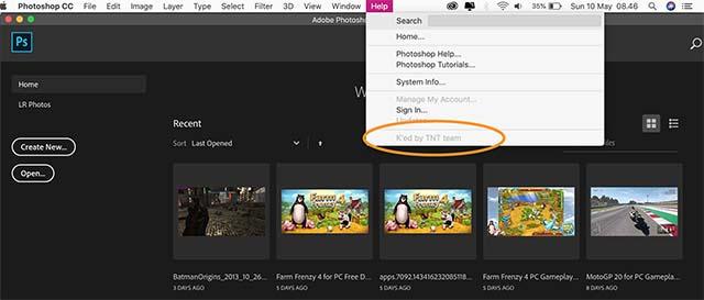 Adobe Zii Berhasil Patch Photoshop CC 2020