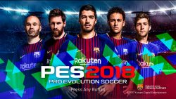 Pro Evolution Soccer 2018 PC
