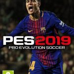Pro Evolution Soccer 2019 PC Logo Icon PNG