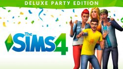 The Sims 4 Deluxe Edition All DLCs PC