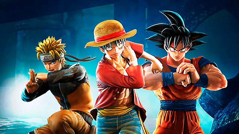 Download Game Jump Force PC Full Version Google Drive