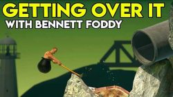 Getting Over It with Bennett Foddy PC Full Version
