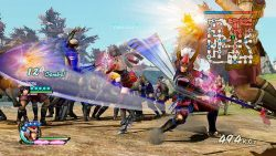Samurai Warriors 4-II Portable PC Terbaru