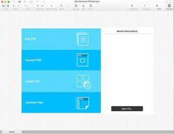 Wondershare PDFelement for Mac Crack