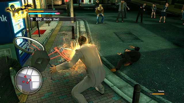 Gameplay Yakuza Kiwami PC Terbaru