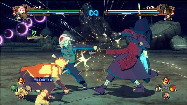 Naruto Shippuden Ultimate Ninja Storm 4 PC