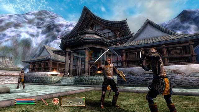 The Elder Scrolls IV Oblivion PC
