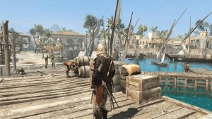 Assassins Creed IV Black Flag PC Free Download Full Update