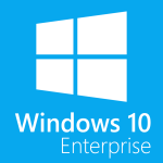 Windows 10 Enterprise Logo Icon PNG