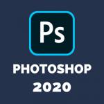 Adobe Photoshop 2020 Terbaru Logo Icon PNG