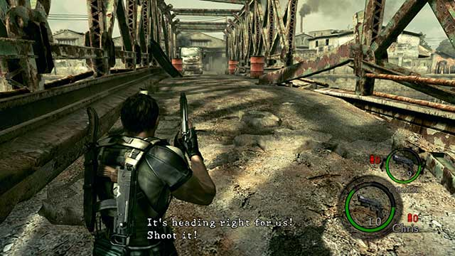Resident Evil 5 Pc Gold Edition Full Version Gameplay