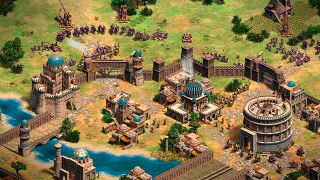 Age of Empires II Definitive Edition PC Gameplay