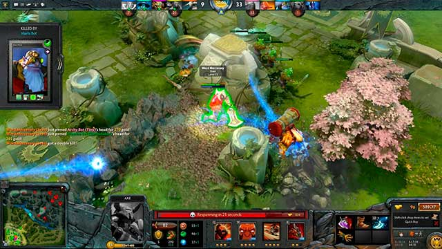 Download game dota 2 offline pc gameplay