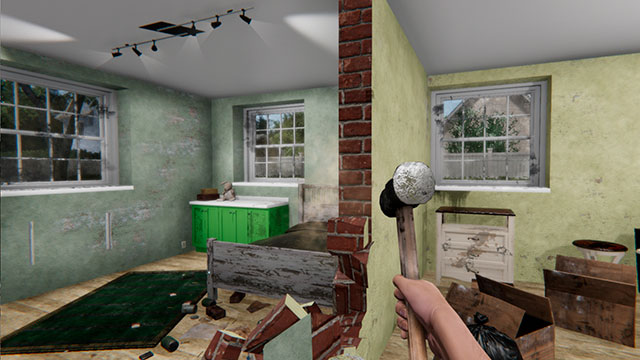 Game house flipper pc gameplay