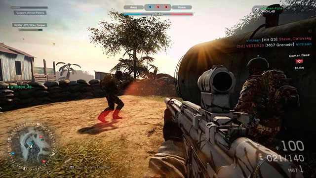 Medal of Honor Warfighter PC Gameplay