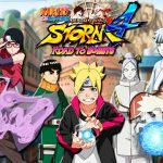 Naruto Shippuden Ultimate Ninja Storm 4 Road to Boruto PC Full Crack
