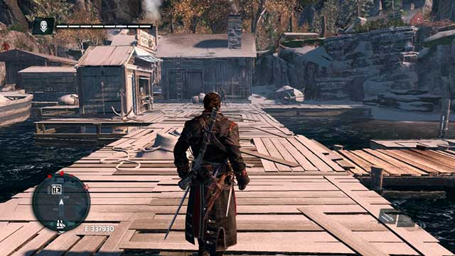 Assassin's Creed Rogue PC gameplay