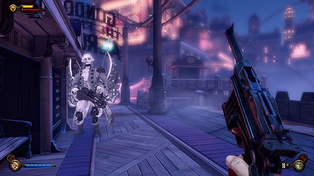 Bioshock Infinite Complete Edition PC Gameplay