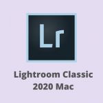 Adobe Lightroom Classic 2020 for Mac Logo Icon PNG