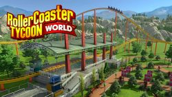 RollerCoaster Tycoon World PC Full Version